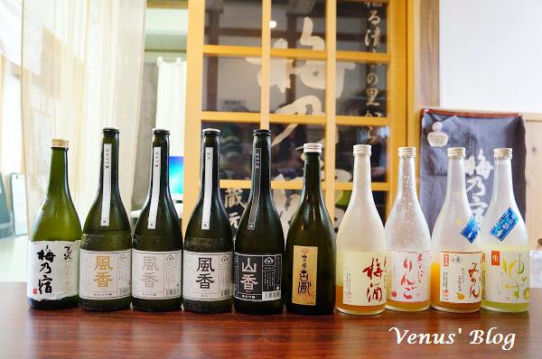 【奈良】日本酒之旅下篇:春鹿酒造、梅乃宿、中谷酒造