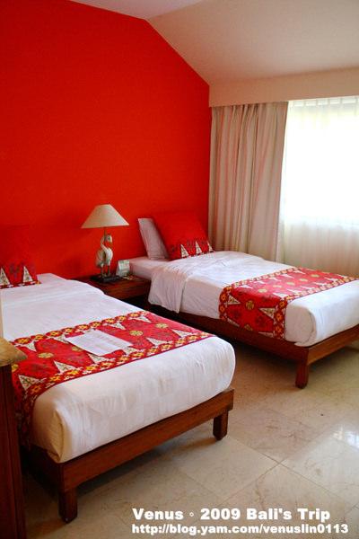 【峇里島】Club Med – 房間篇