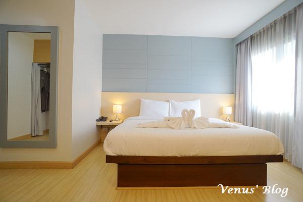 【清邁飯店推薦】P21 Chiang Mai Hotel – 老城區純白風情旅館、2014年新開幕 (每晚NT$1500)