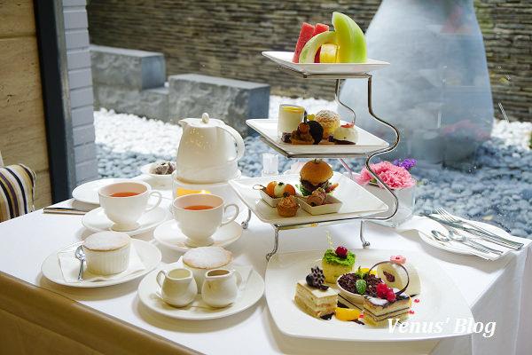 【北投下午茶推薦】大地酒店喜歡廳超值下午茶兩人份NT$980、北投玩寶可夢順遊吃下午茶