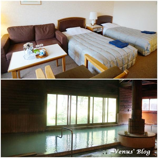 【日本日光溫泉飯店】NIKKO LAKESIDE HOTEL – 中禪寺湖畔、一泊二食(法式晚餐+日式定食早餐)、湖畔溫泉很棒