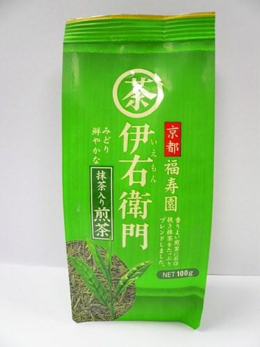 【日本】伊右衛門煎茶