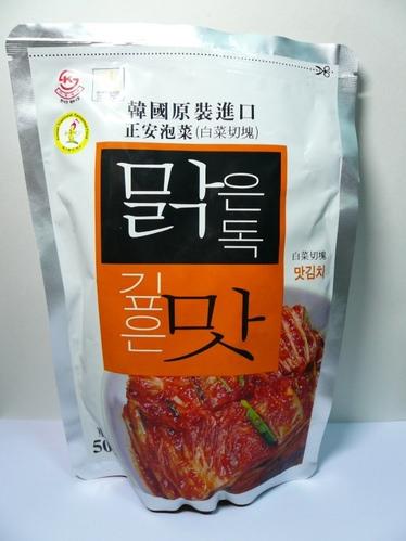 【韓國】正安泡菜