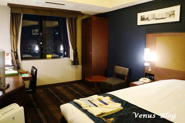 大阪飯店-難波|Hotel Monterey Grasmere Osaka – JR難波站步行1分鐘,agoda特價每晚NT$3000多