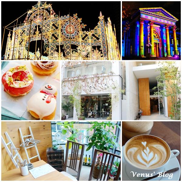 【序】大阪自助旅行五日遊&慵懶溫泉放鬆行 行程+遊記