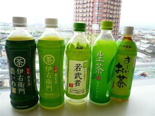 【日本】日式罐裝綠茶